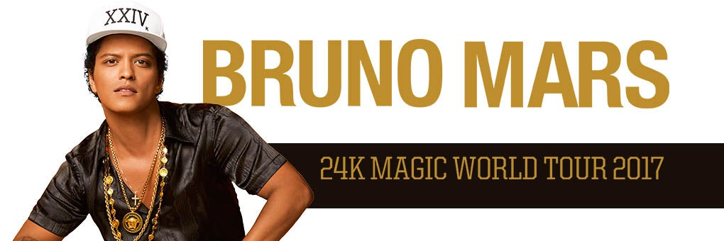 bruno mars 24k magic world tour smoothie king center. Black Bedroom Furniture Sets. Home Design Ideas
