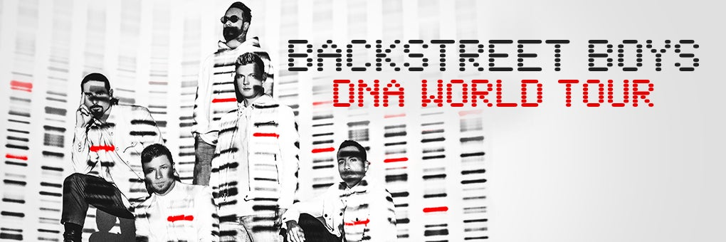 Backstreet Boys Dna World Tour Smoothie King Center