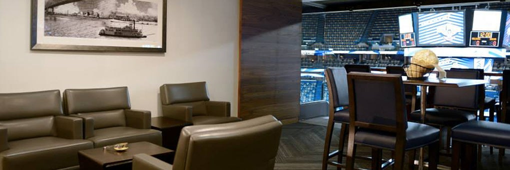 Suites Smoothie King Center