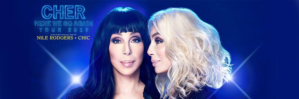 King Center Calendar For December 2019 Cher: Here We Go Again Tour 2019 | Smoothie King Center